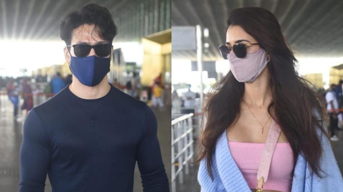 In pics: Disha Patani and Tiger Shroff jet off to Maldives amid Mumbai lockdown