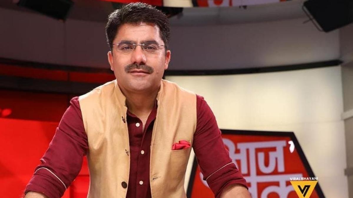 'Huge void in the media world': PM Modi, Amit Shah express grief over journalist Rohit Sardana's demise