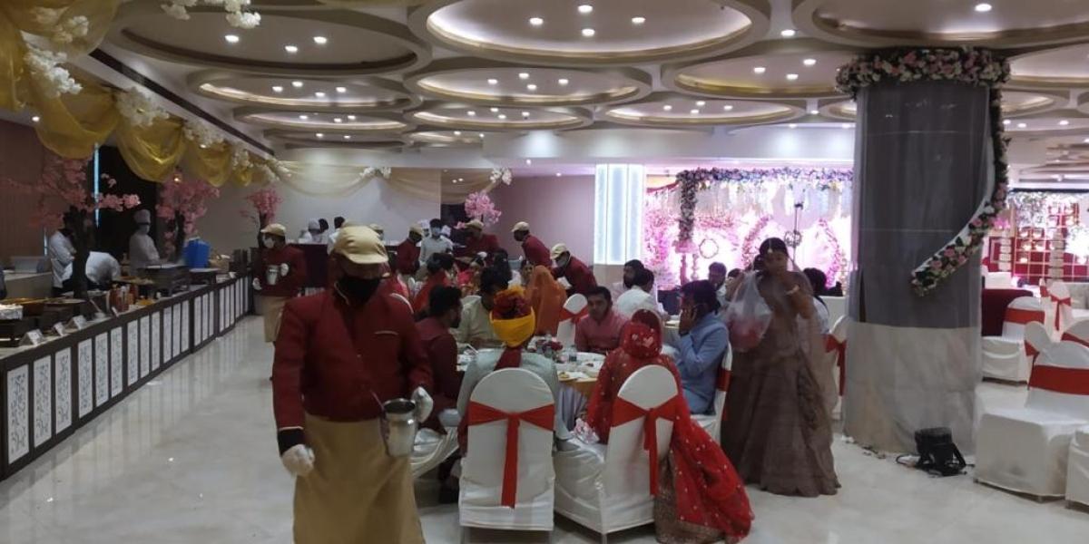COVID-19 in Mumbai: BMC raids SoBo banquet hall for violating COVID-19 protocols