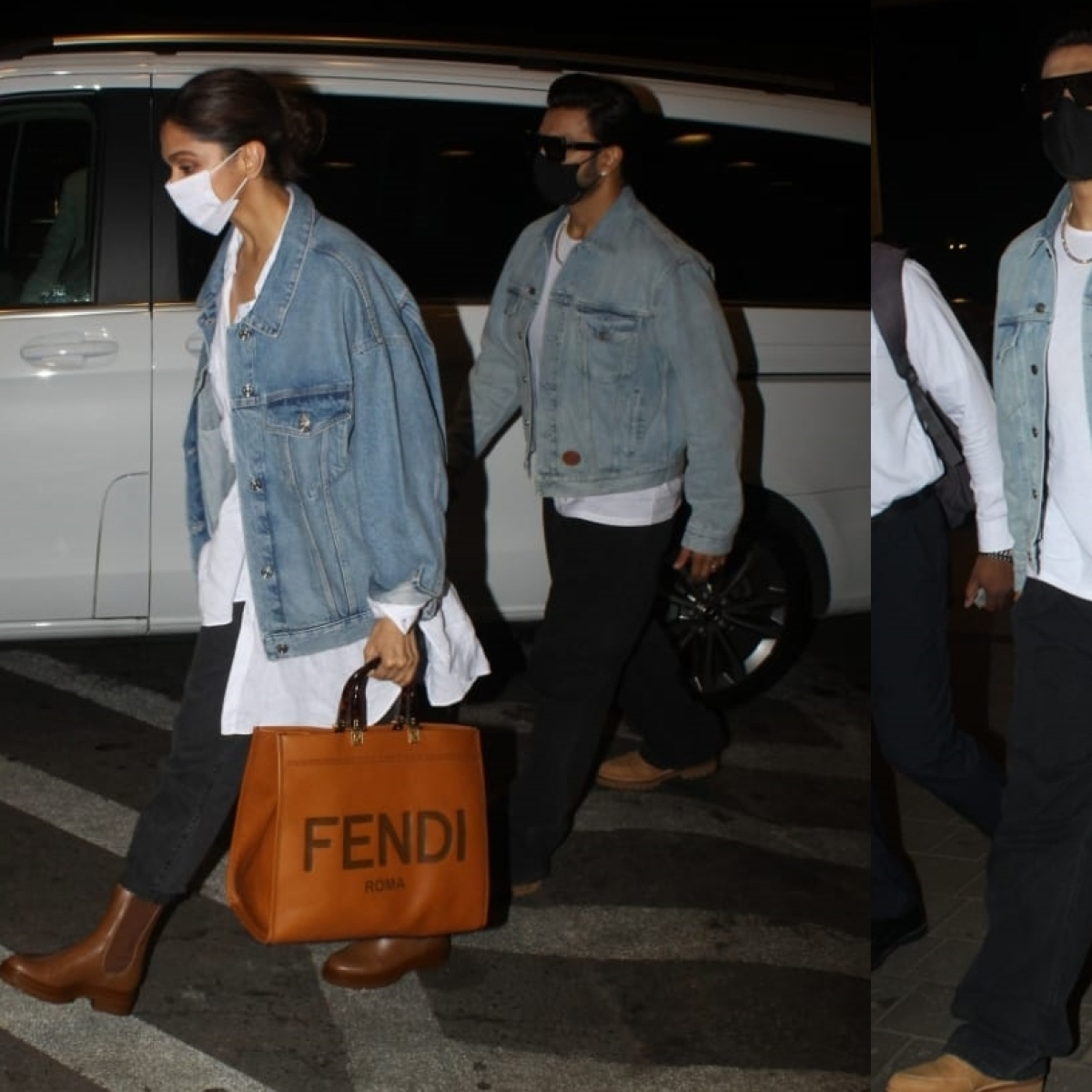 Deepika Padukone amps up her airport look with bag worth Rs 2.14 lakh
