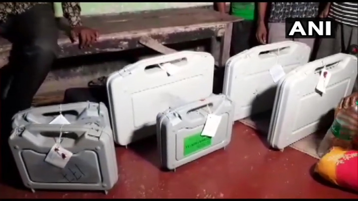 West Bengal Assembly polls 2021: EC suspends sector officer after EVMs found at TMC leader's residence in Uluberia