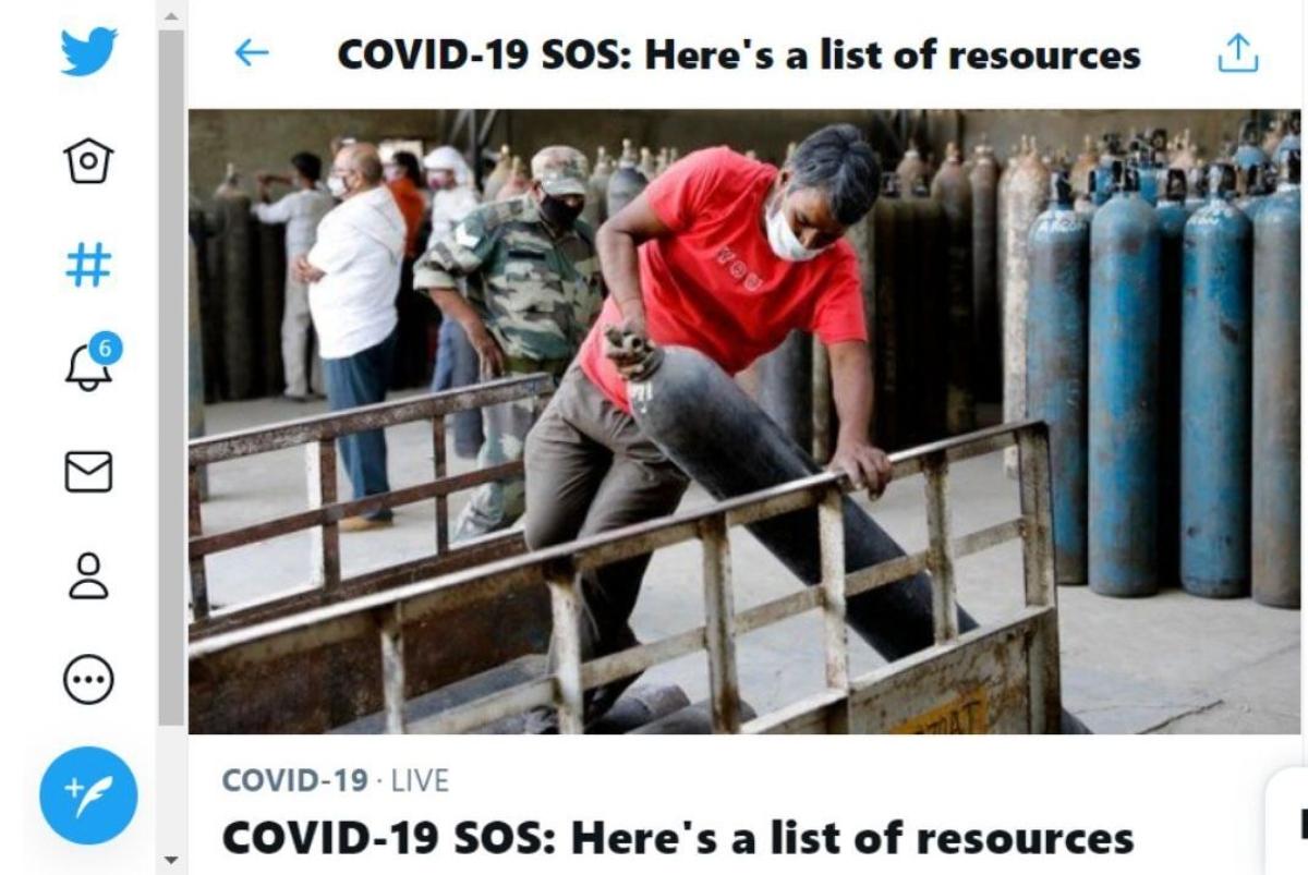 COVID-19 SOS