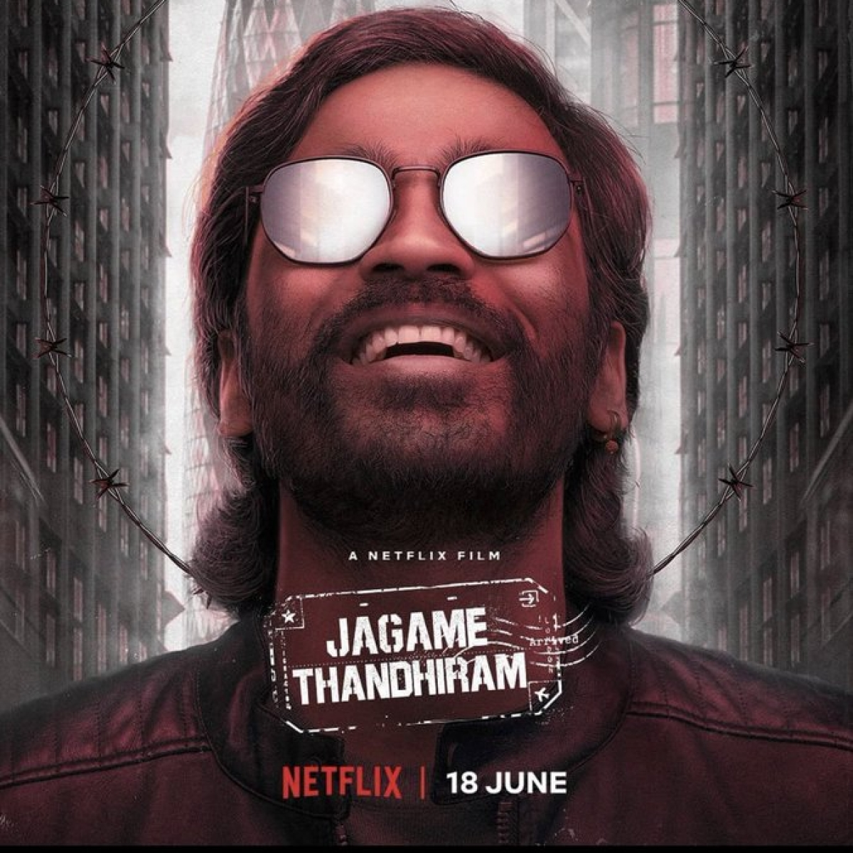 Dhanush-starrer 'Jagame Thandhiram' to release on Netflix on June 18
