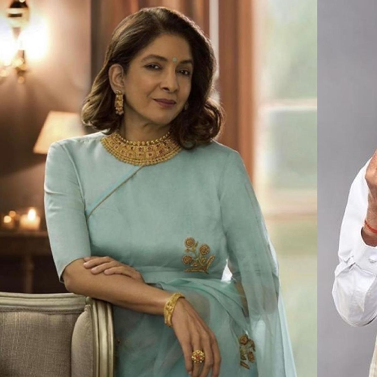 Neena Gupta to play Amitabh Bachchan's wife in Vikas Bahl's 'Goodbye'