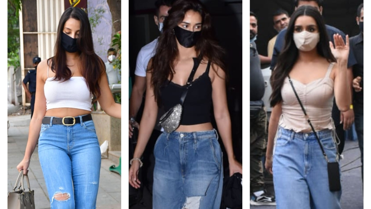 Nora Fatehi, Disha Patani, Shraddha Kapoor, see how these B-town beauties are rocking the ripped jeans trend