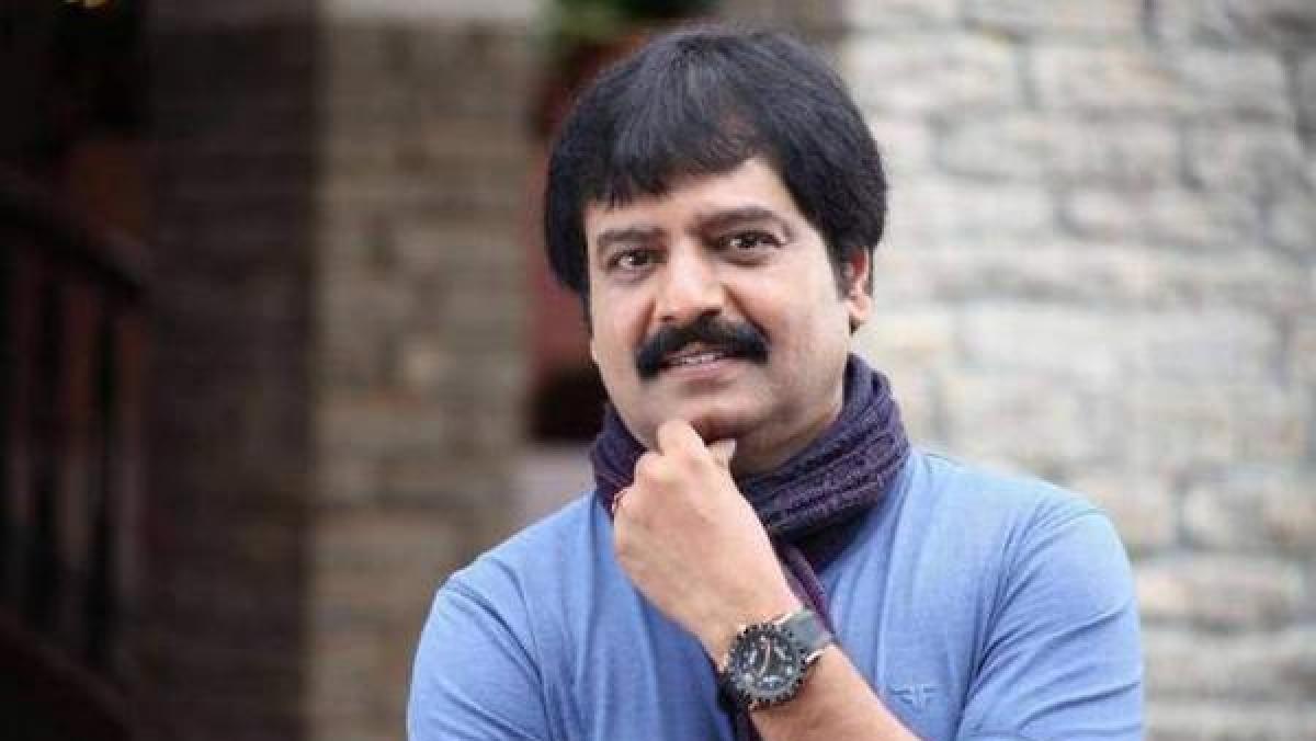 Tamil actor Vivekh