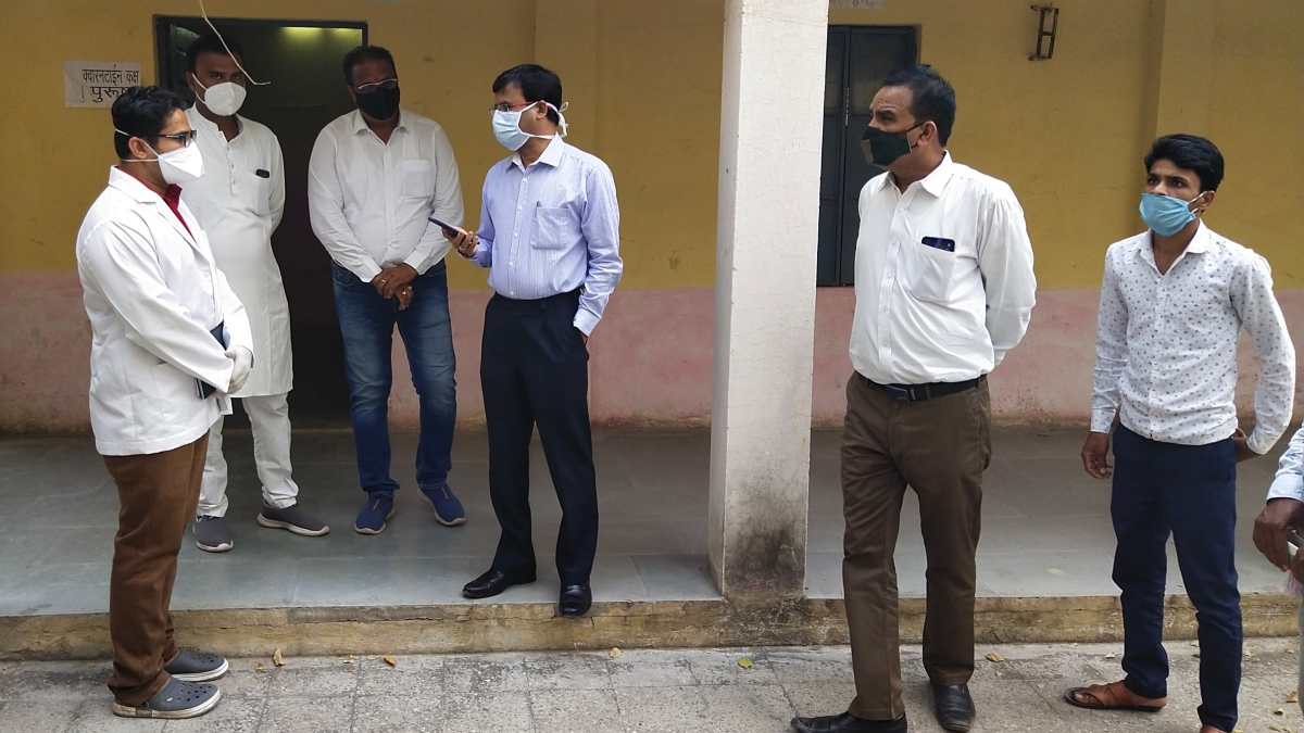 Madhya Pradesh: Administration to soon finalise spot for Covid Care Centre in Alot