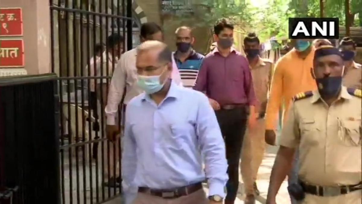 Ambani bomb scare case: Special  holiday court sends Sachin Vaze's aide Riyaz Qazi to NIA custody till April 16