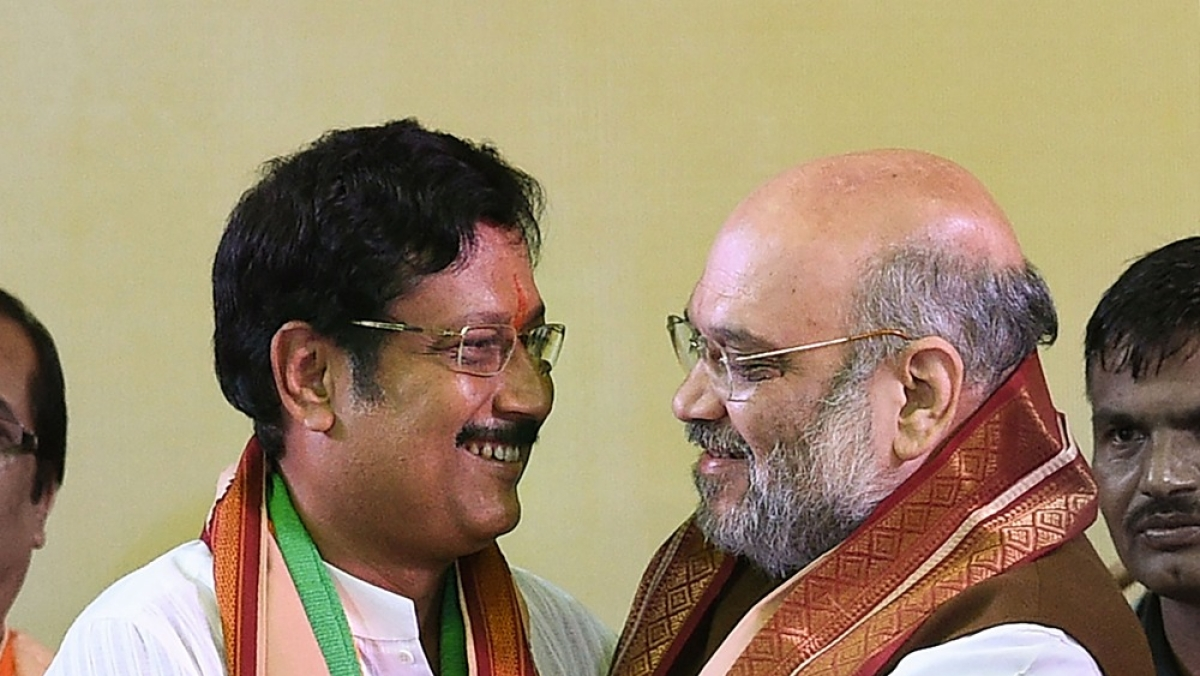 West Bengal Assembly polls: Bidhannagar will become 'smart city' if BJP comes to power, says Sabyasachi Dutta