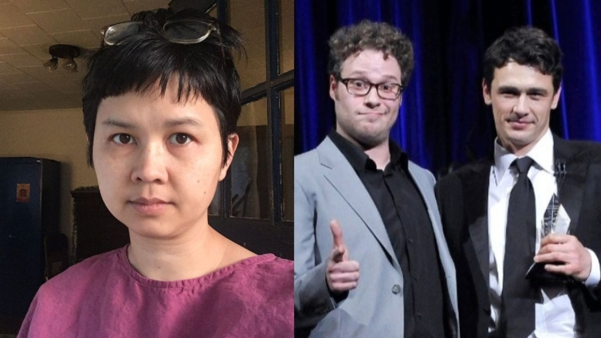 'They tried to bribe me': Charlyne Yi accuses James Franco of being 'sexual predator', calls Seth Rogen an 'enabler'