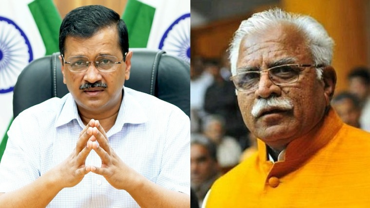 'Matter resolved': Haryana CM Manohar Lal Khattar says 140 MT oxygen allotted to Delhi after Arvind Kejriwal sought support