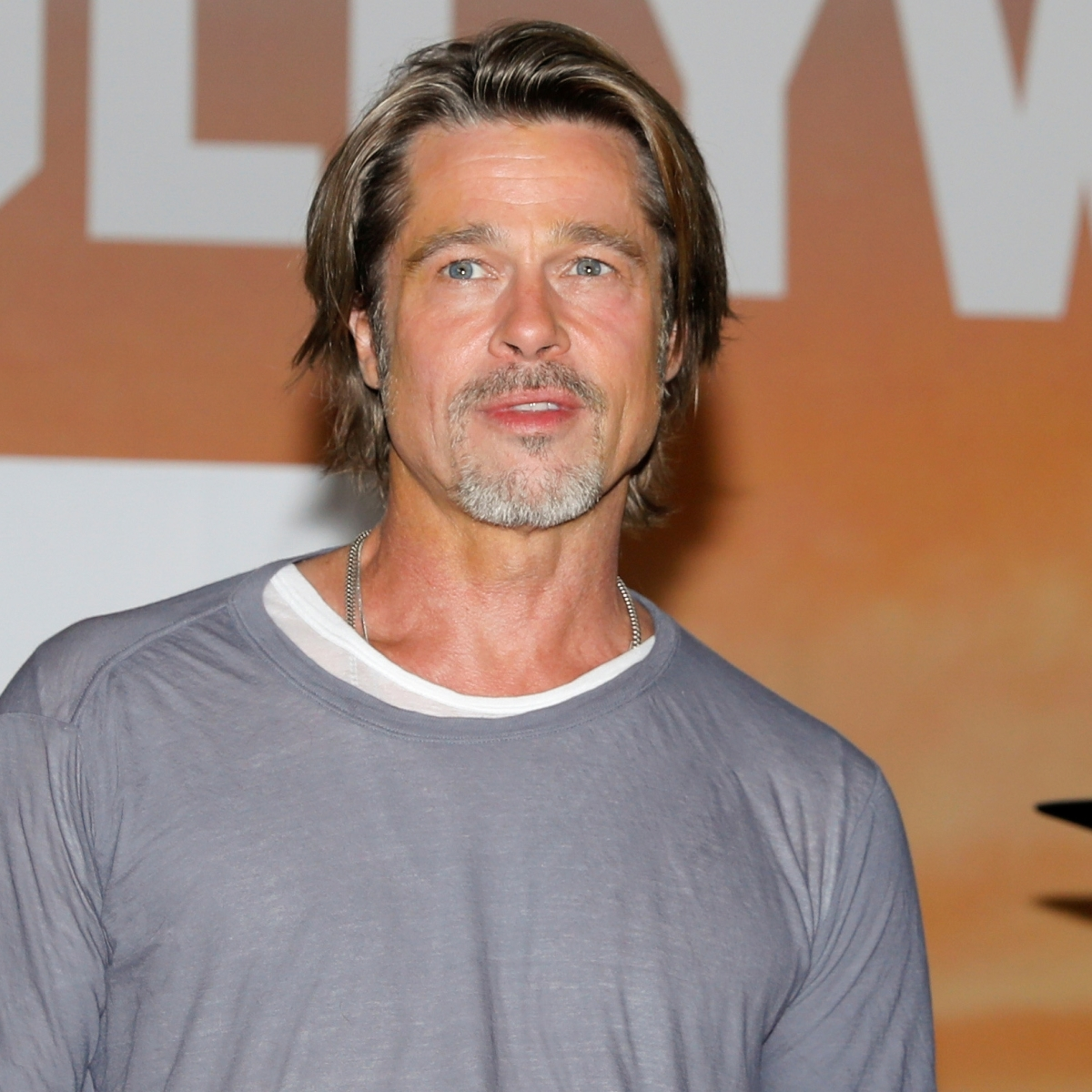 Why did Brad Pitt exit in a wheelchair post-dentist visit?