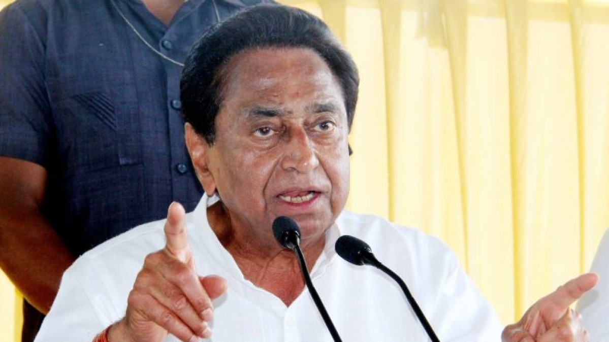 Madhya Pradesh government has failed to provide health services in hospitals, says Kamal Nath