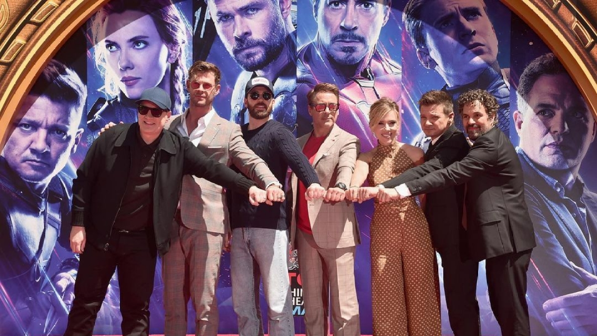Mark Ruffalo, Robert Downey Jr celebrate second anniversary of 'Avengers: Endgame'