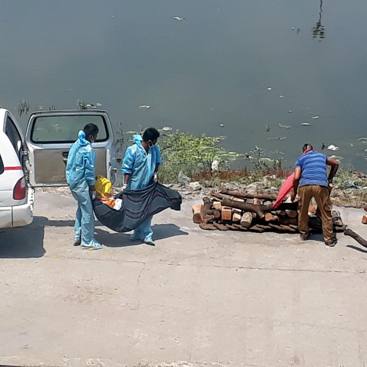 Ujjain: Corona kaal; 35 deaths 'logged' in 27 days