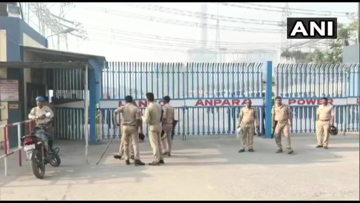 Uttar Pradesh: Accident at power plant in Sonbhadra, 13 labourers injured