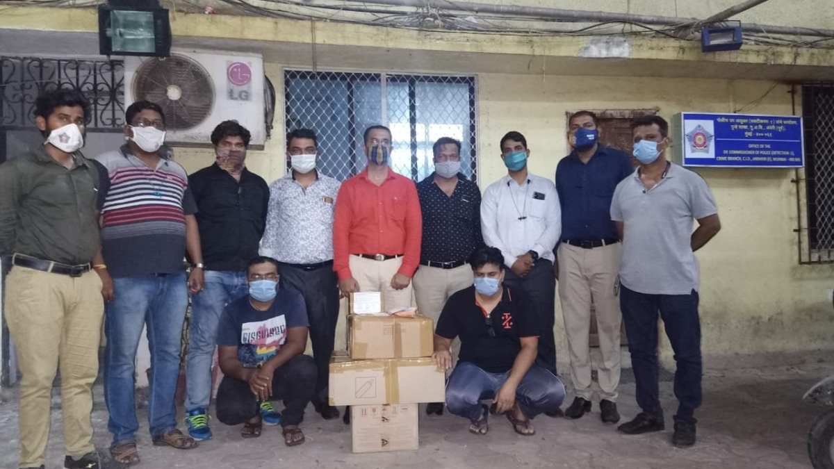Mumbai: Police seize 272 Remdesivir injections in Andheri, 2 arrested