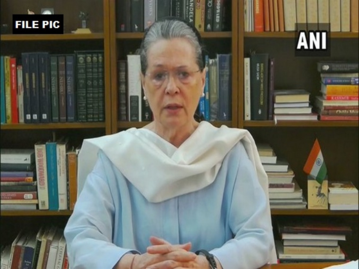 Mass gatherings for elections, religious events have accelerated COVID-19: Sonia Gandhi chairs virtual meeting with CMs of Congress-ruled states