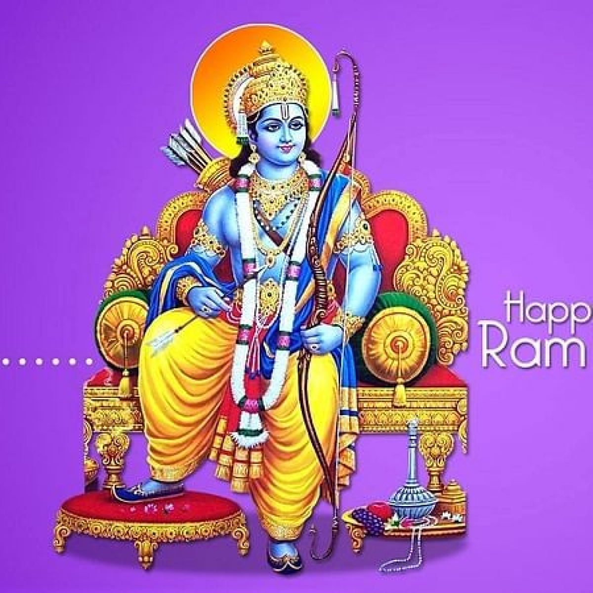 Ram Navami 2021: Wishes, Greetings, SMS, to share on WhatsApp, Facebook, and Instagram