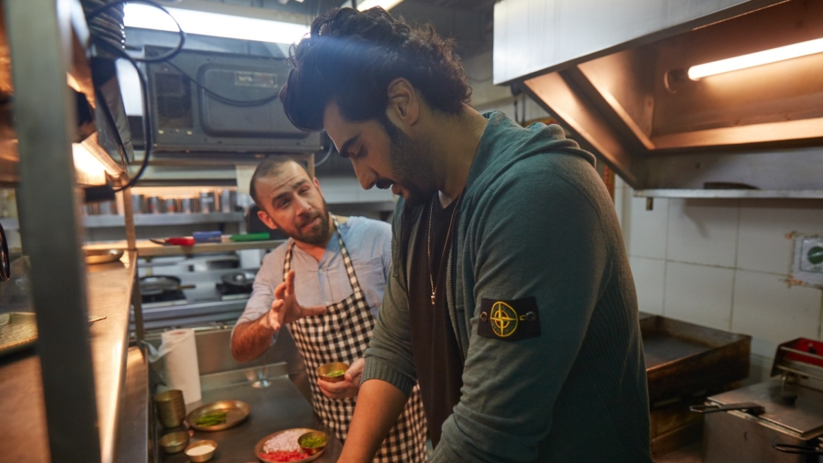 'I looked at food for comfort': Arjun Kapoor opens up about emotional battle with obesity