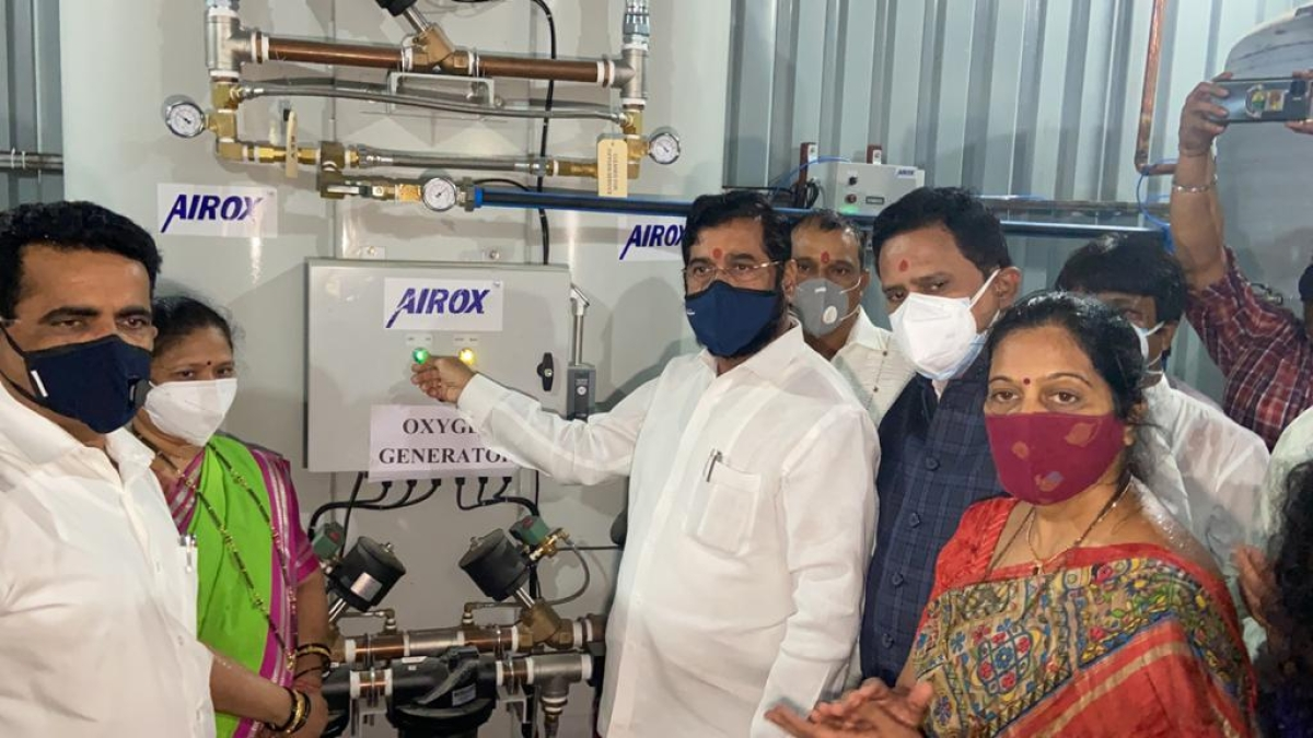 COVID-19: MBMC's oxygen generation plant starts functioning in Bhayandar