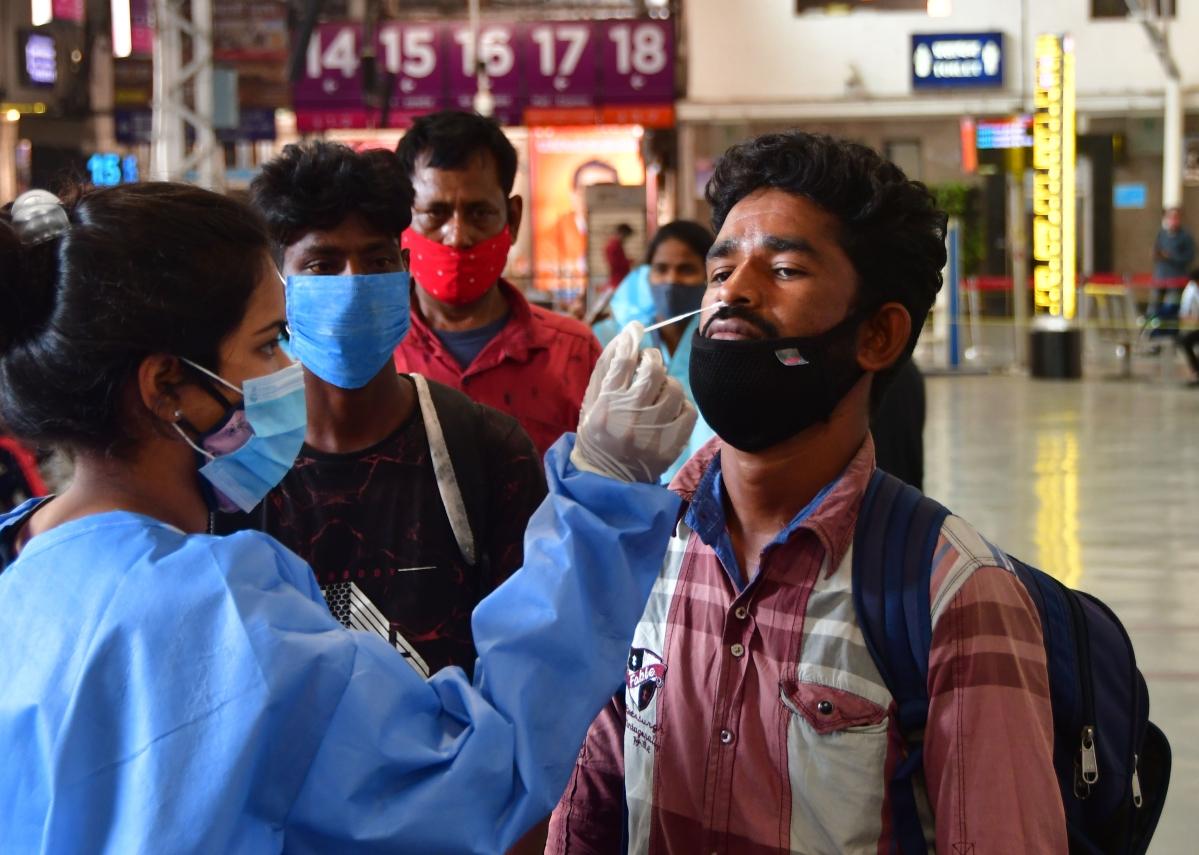 Mumbai: Number of corona tests dips in city during last one week