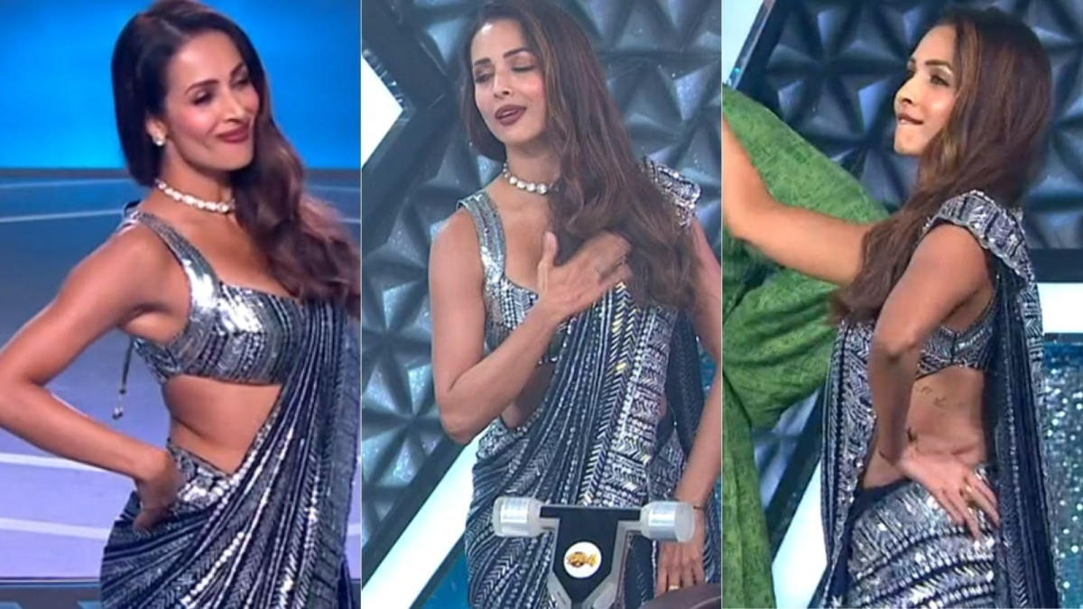 Malaika Arora grooves to beau Arjun Kapoor's hit song on 'Super Dancer 4'