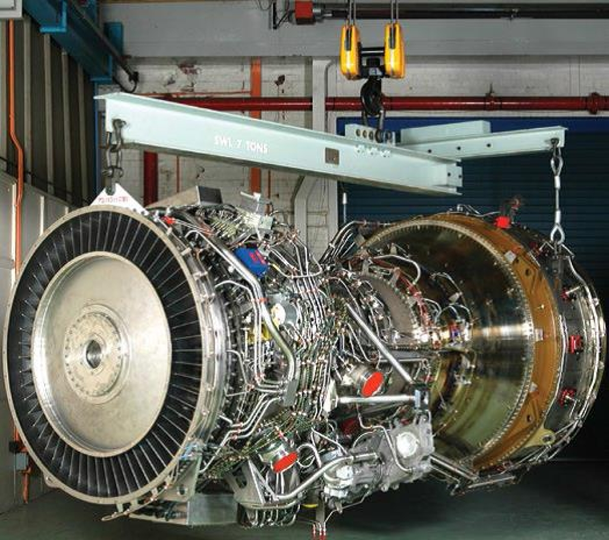 Rolls-Royce and HAL Sign MoU for Supporting MT30 Marine Engine Business