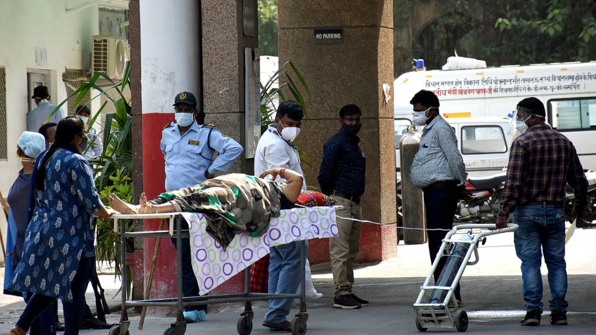 COVID-19: 13 patients die in Tamil Nadu hospital, oxygen shortage suspected