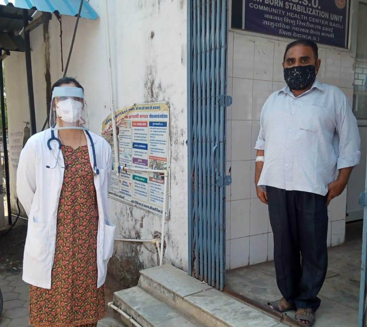 Madhya Pradesh: 2 admitted at Bagli village Covid care centre win the battle without life-saving drugs