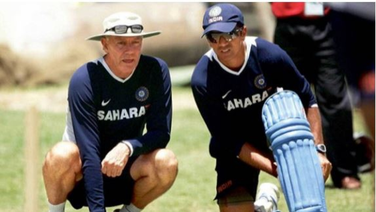 'Dravid has picked Australian brains': The chief of NCA, picked up Down Under ideas and replicated their style in India to groom young talents and turn them into match-winners, says Greg Chappell