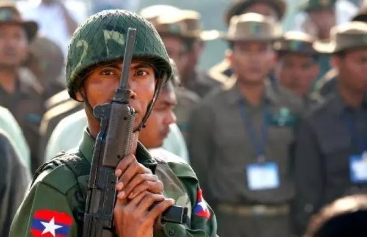 Kachin rebels hit Myanmar Junta's aviation fuel supplies
