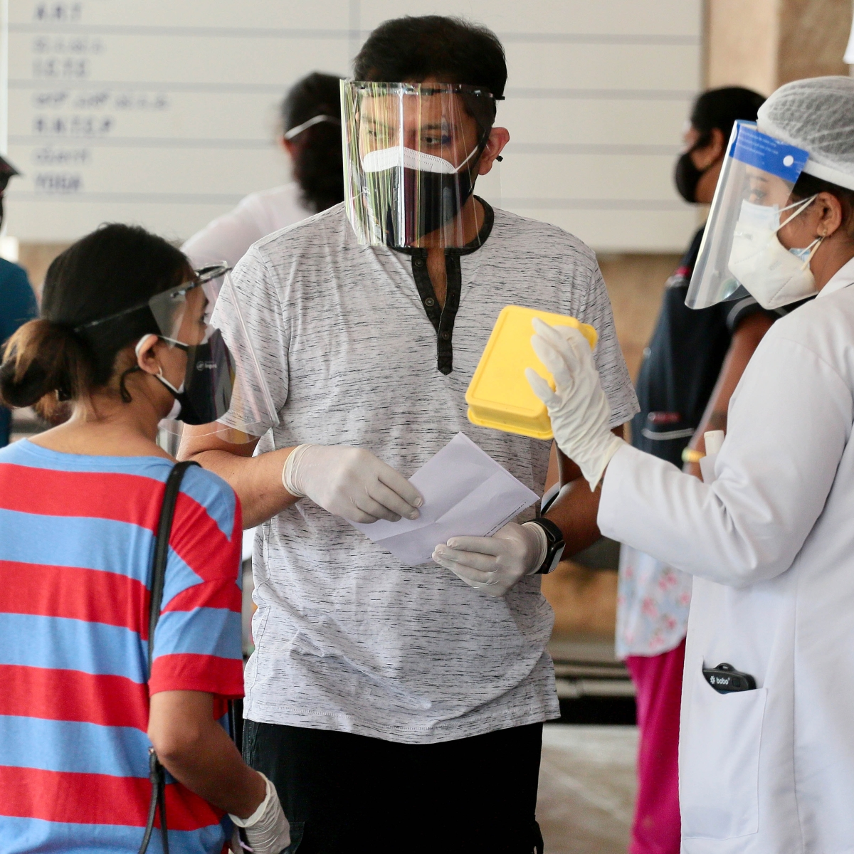Karnataka govt to shift all COVID-19 vaccination centres from hospitals, PHCs to schools, colleges and other safer locations