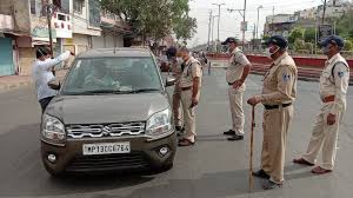 Bhopal: Corona curfew extended till May 10, was to end on Monday