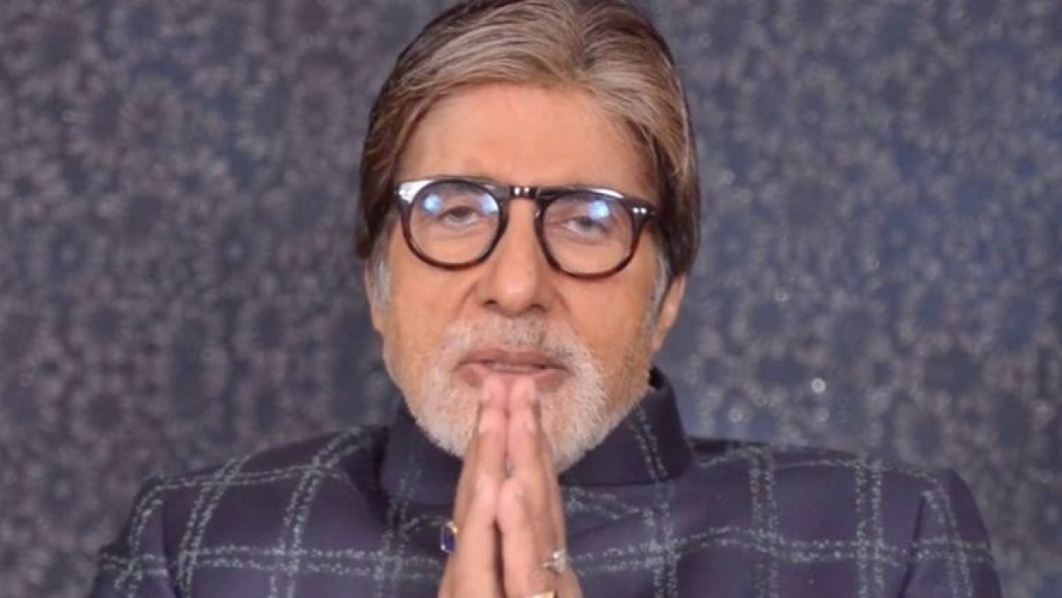 Follow rules, stay disciplined: Amitabh Bachchan urges people amid raging COVID-19 pandemic