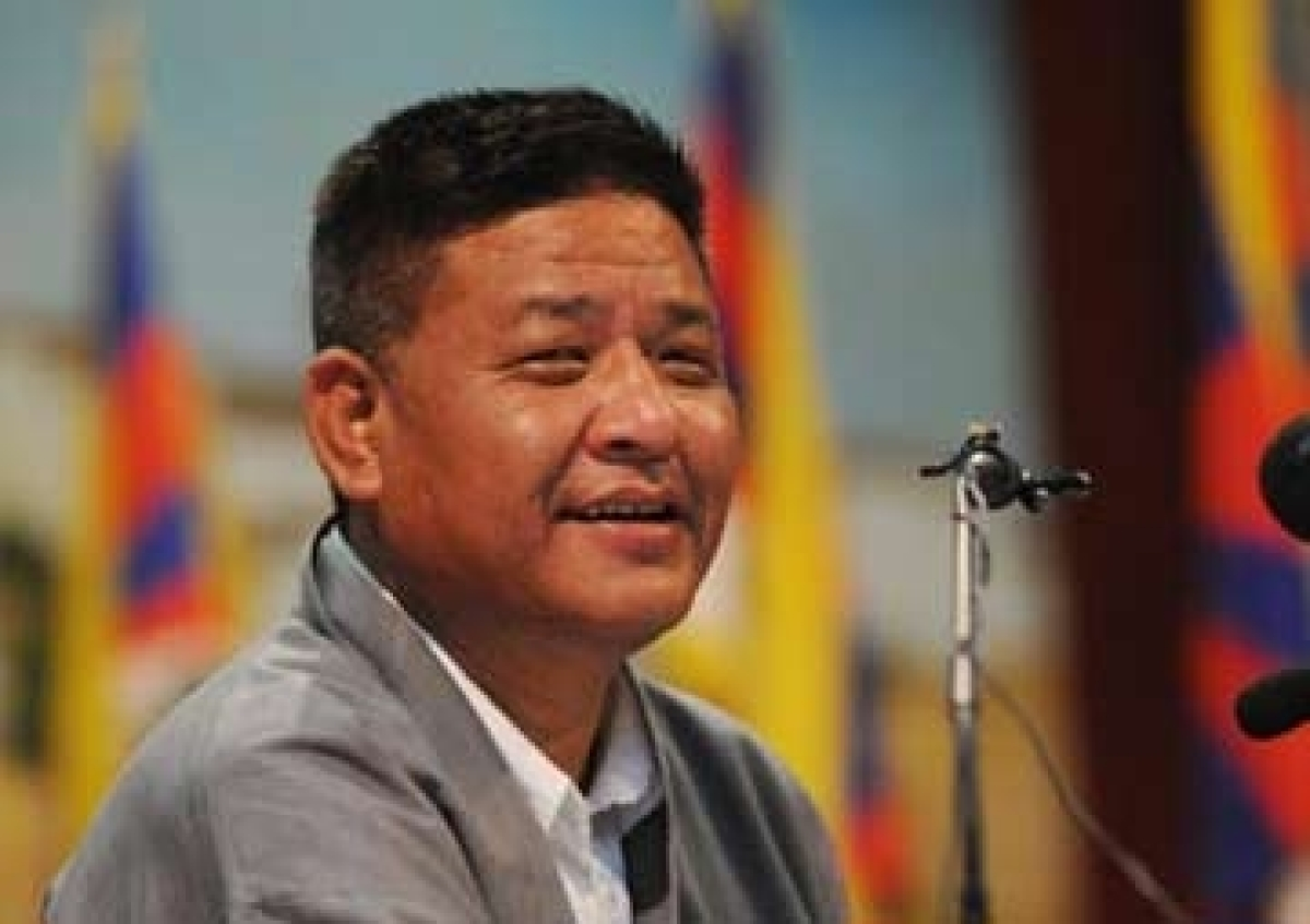 China has no role to play in choosing Dalai Lama's successor, says new head of Tibetan govt-in-exile