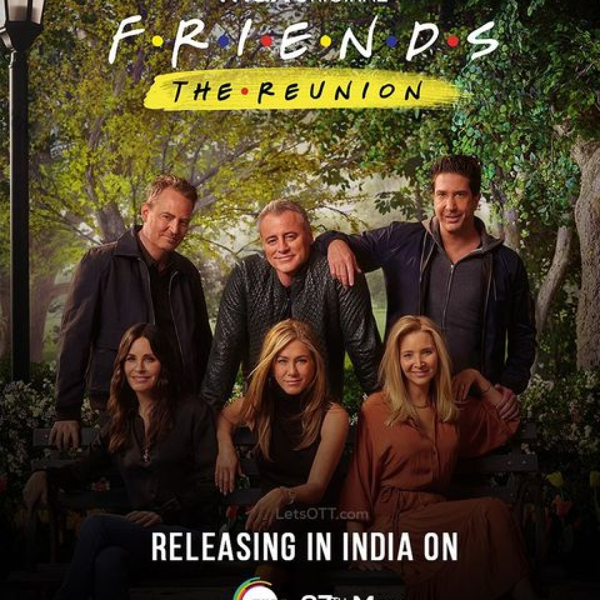 'Friends: The Reunion' to stream in India on ZEE5; deets inside