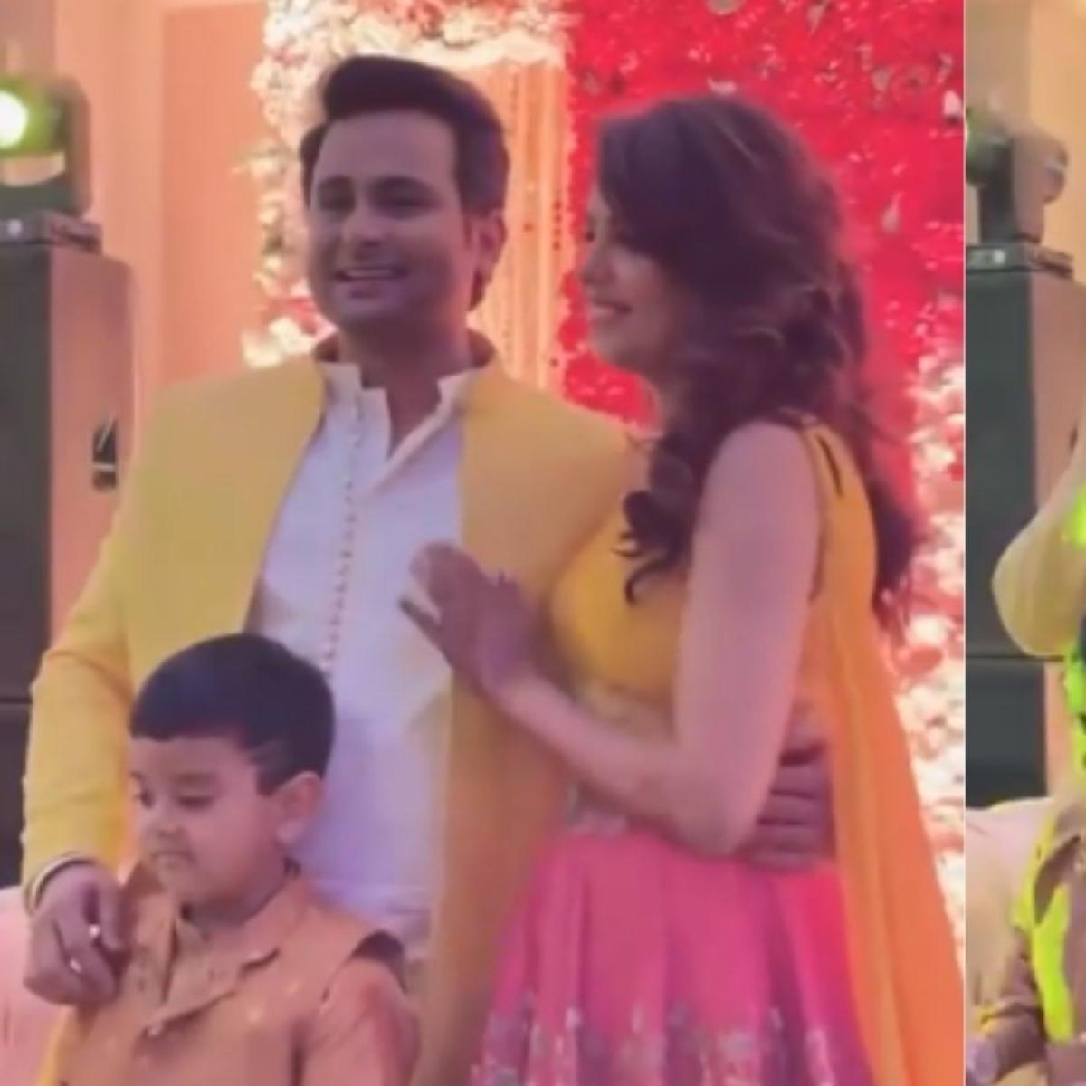 Watch: Sanket Bhosale gets emotional while confessing his feelings for Sugandha Mishra