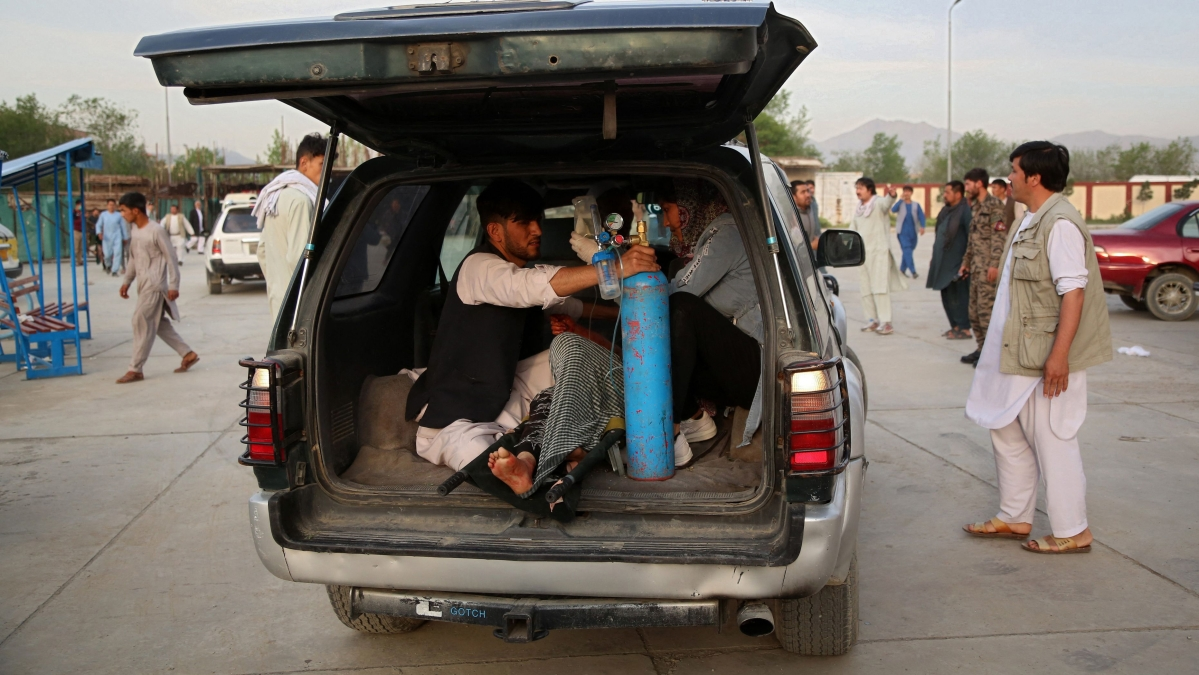 Afghanistan: Kabul school blasts death toll rises to 50, more than 100 injured