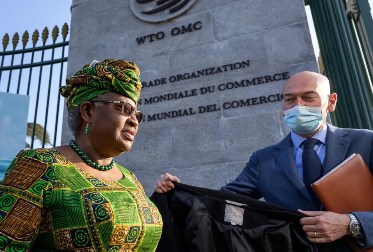 WTO mulling intellectual property waivers for vaccines