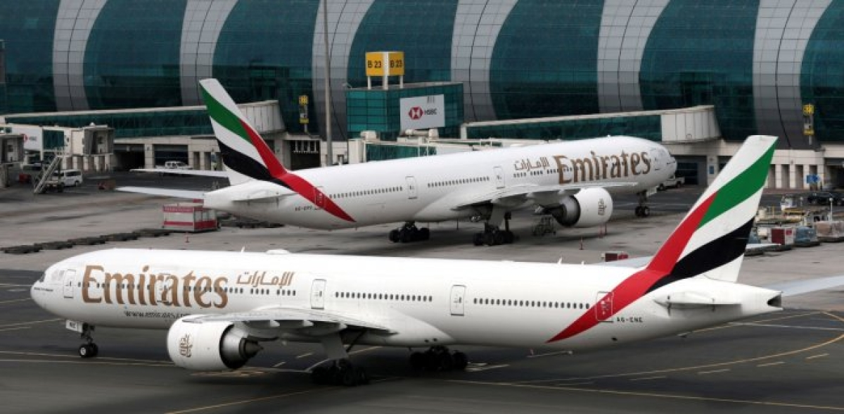 Emirates to transport Covid relief items to India free of cost