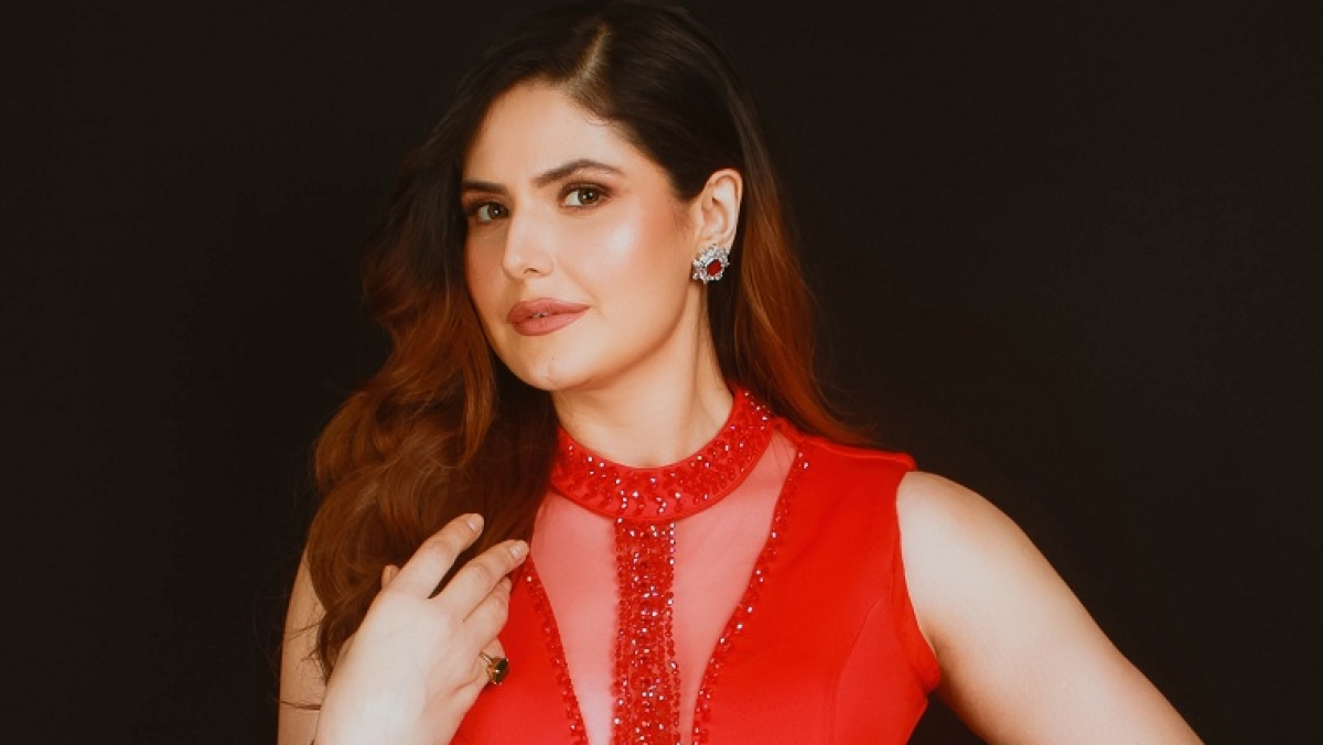 Zareen Khan talks about playing a lesbian in 'Hum Bhi Akele Tum Bhi Akele', and her relationship with her mother