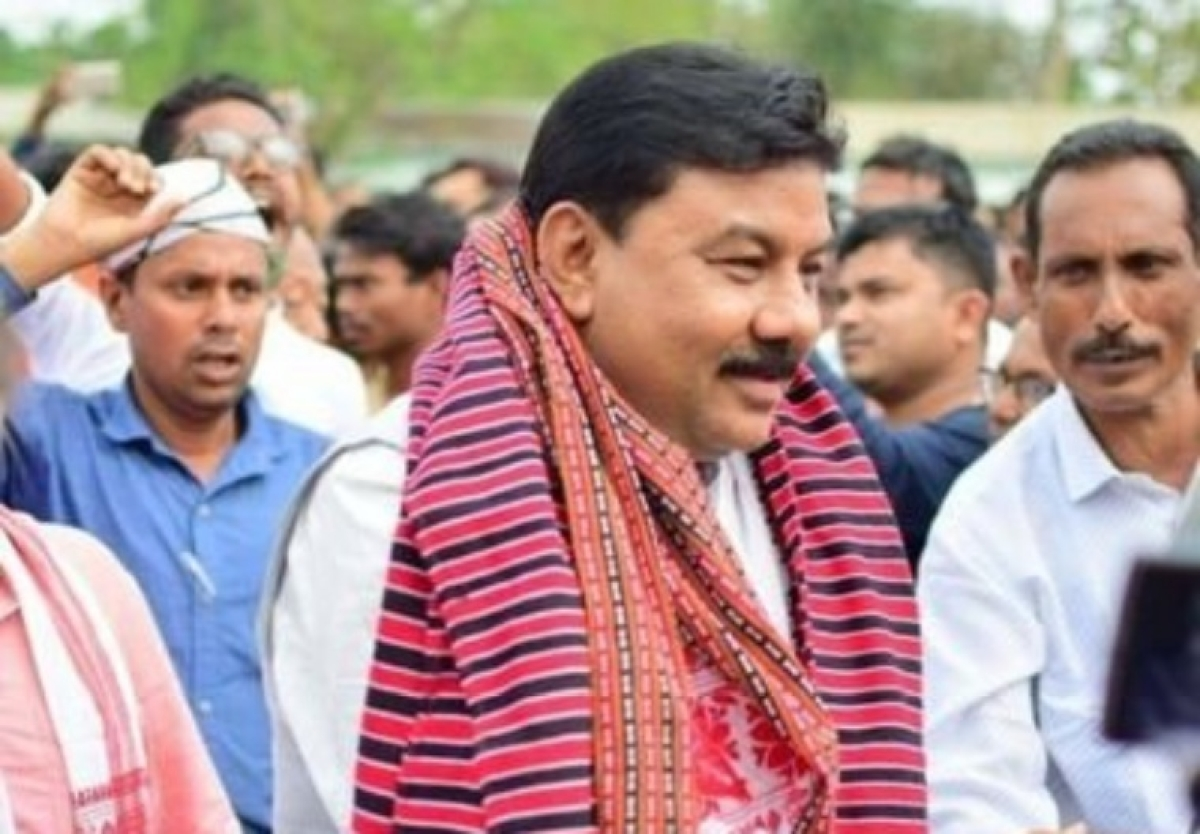 Assam Assembly polls: BJP, allies will win 83 seats, says state party chief Ranjeet Kumar Dass ahead of results