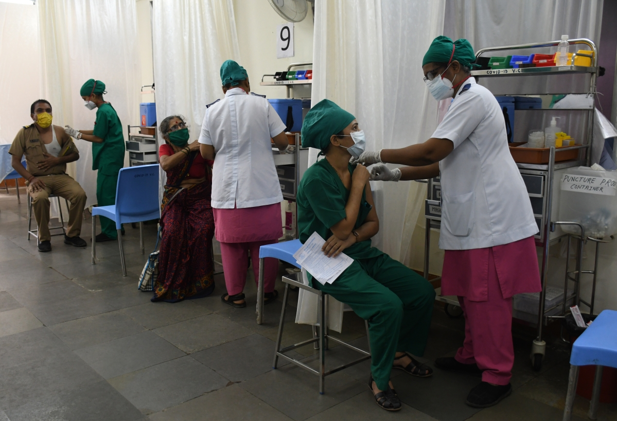 Mumbai: About 25,000 people inoculated in city in 24 hrs