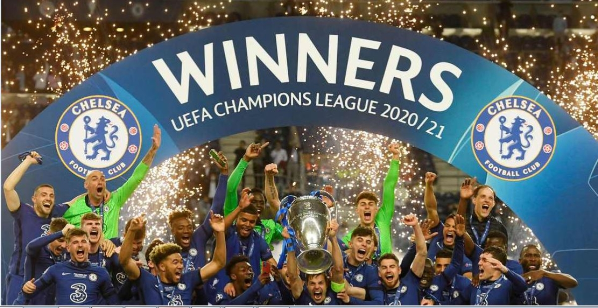 Brilliant Blues: Chelsea crowned Champions of Champions League as Kai Havertz goal denies Manchester City glory in Porto