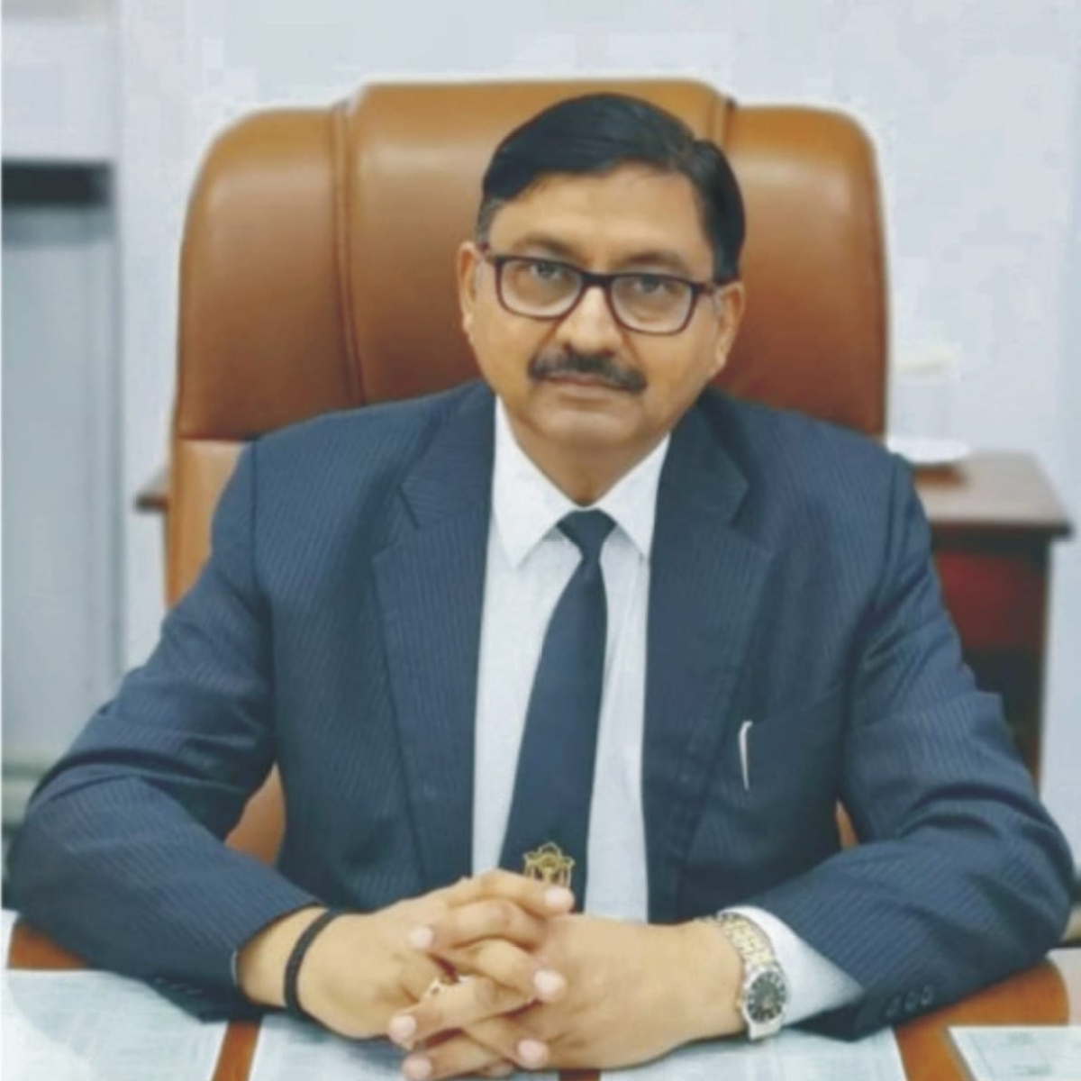 Alok Kansal, General Manager, Western Railway takes over additional charge of General Manager, Central Railway