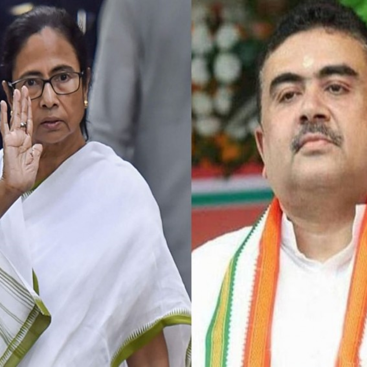 Nandigram: Mamata Banerjee or Suvendu Adhikari - Who will win the biggest battle of egos?