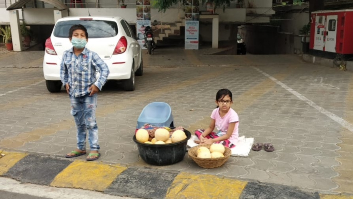 Indore: Child's fruit-selling picture that rocked social media was a hoax, says probe