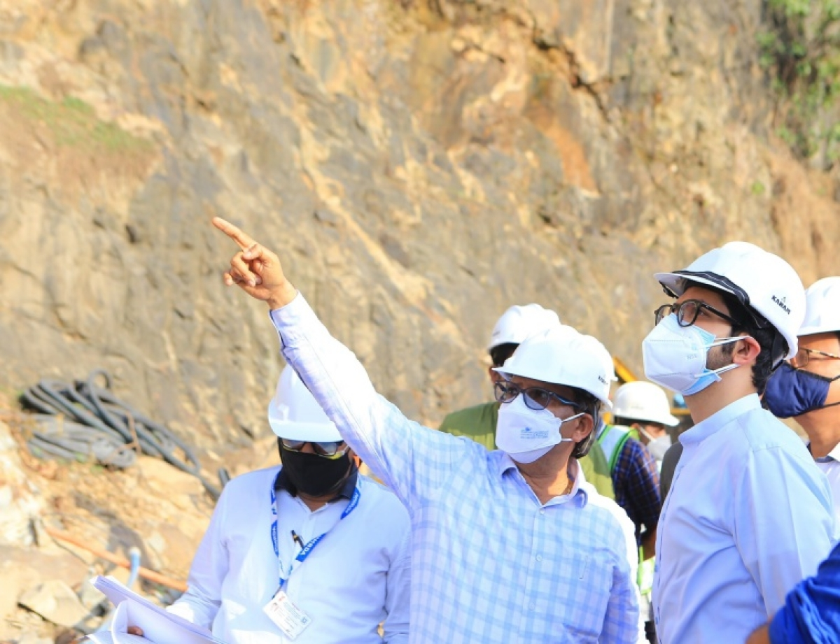 Mumbai: Bandongari Hill on WEH will be covered with safety nets of Switzerland