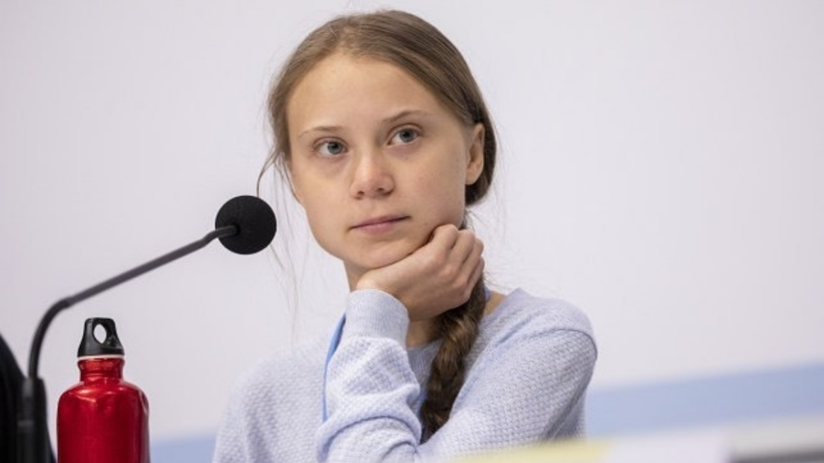 'Standing with oppressor': Climate activist Greta Thunberg slammed for neutral stance on Israel-Palestine violence